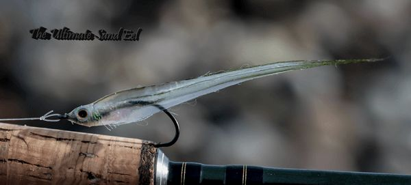 The ultimate sand eel and tons more sea trout flies.  Love the pics on this site!  http://www.seatroutfisher.com/kystfluer/