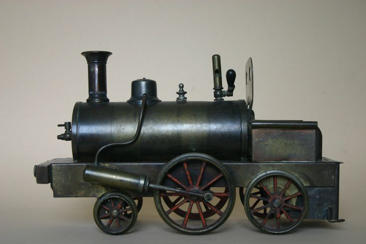 Große Spur V Spiritus-Lokomotive Fa. Jean Schoenner, Nürnberg, ca. 1895 in Antiquitäten & Kunst, Antikspielzeug, Dampfspielzeug | eBay!