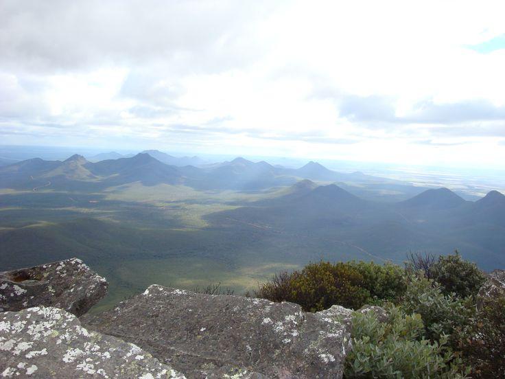 Toolbrunup Peak - Sterling Ranges, WA