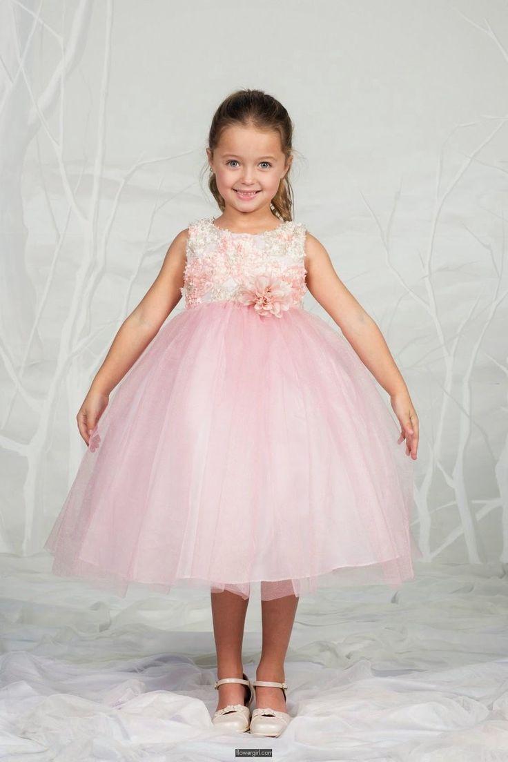 cb6c57530c vestidos rosa nina