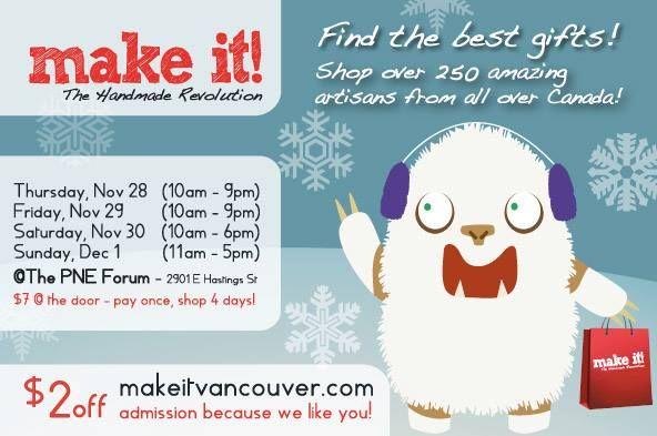 make it Vancouver