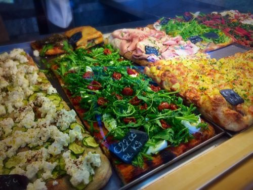 Eating in Rome: Pizzarium Pizza, The Best in the City - Gourmet Take-Out Dining!