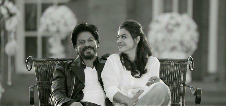 Srk & Kajol Bollywood