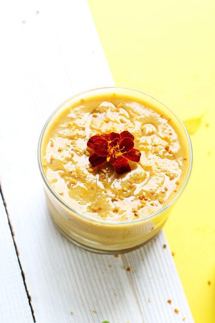 """Recipe: Cantaloupe And Carambola """"Nice Cream"""" - https://paindoctor.com/recipe-cantaloupe-and-carambola-nice-cream/ #paindoctor #painmedicine #chronicpain"""
