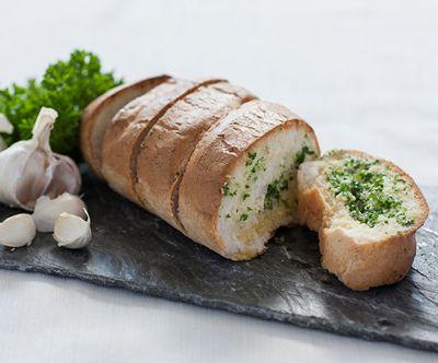 Genius Gluten Free :: Recipe :: Garlic Bread