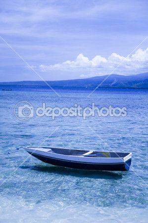 лодка — Стоковое фото © JanPietruszka #38944675