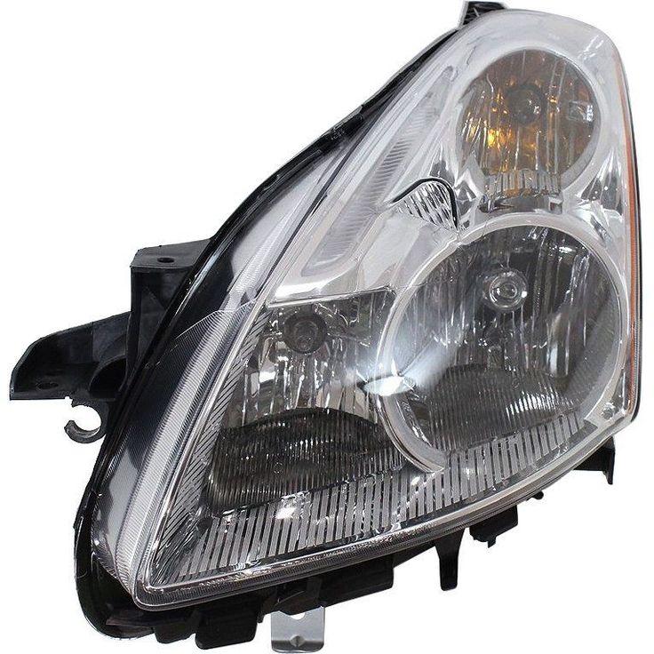 Awesome Great Headlight For 2010 2012 Nissan Altima Sedan Driver Side W Bulb 2017