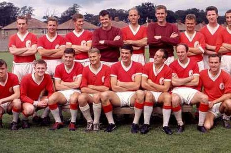 Liverpool Football Club 1962/63