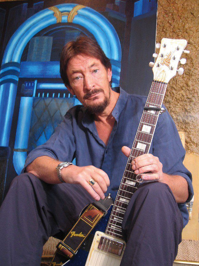 Chris Rea Fool, If You Think It's Over...
