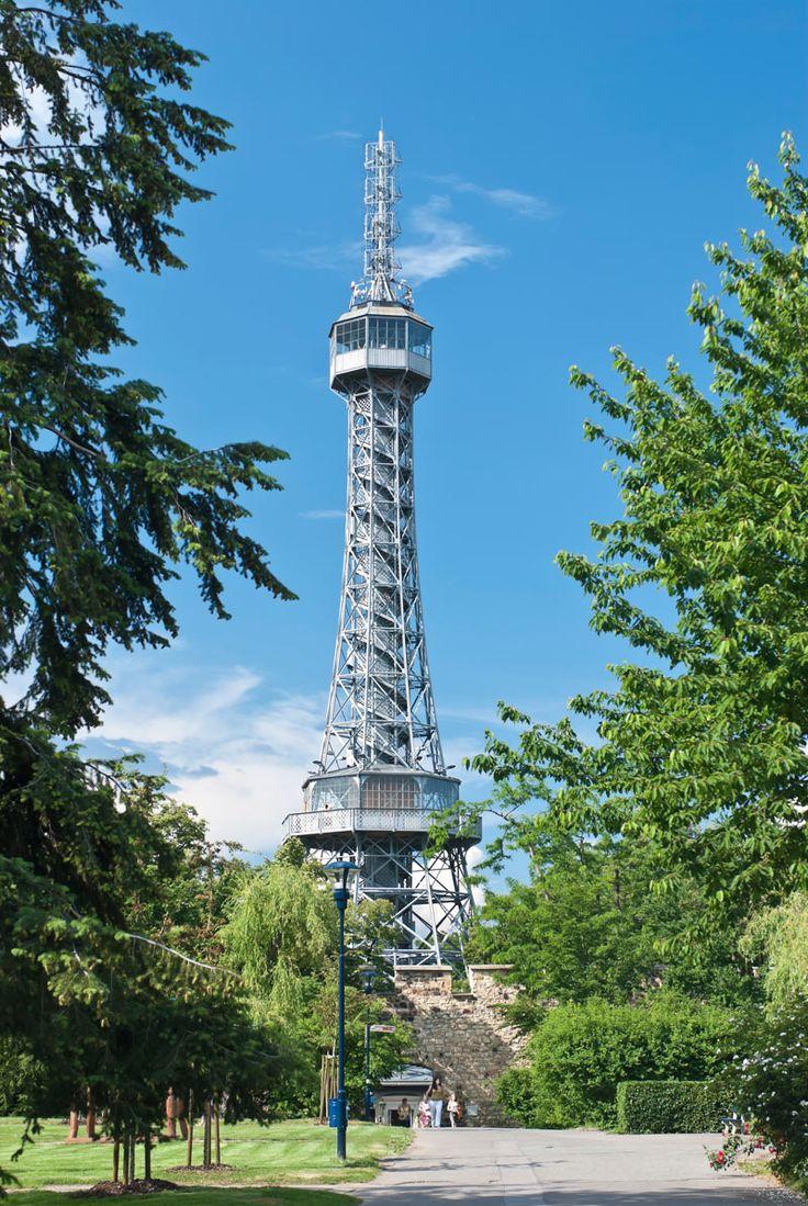 Petrin Hill & Observation Tower, Prague