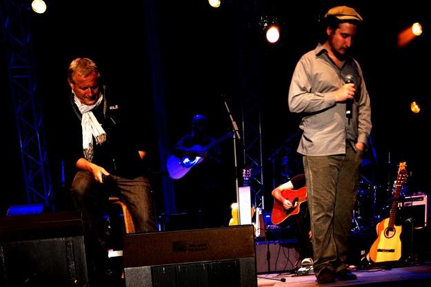 Konstantin Wecker und Dominik Plangger, Songs an einem Sommerabend, Kloster Banz, 2012