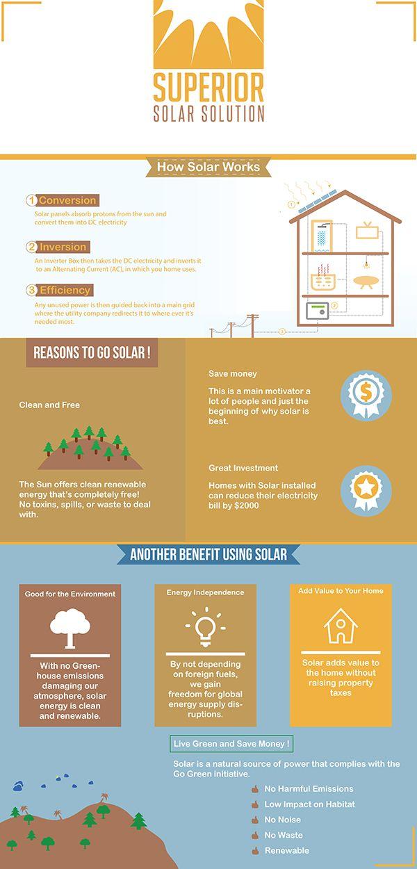 Portfolio infographic