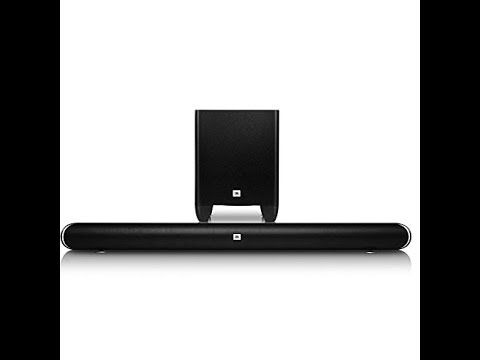 JBL Cinema SB350 Stunning Design Home Cinema 2.1 Soundbar with Wireless Subwoofer Unboxing & Review https://www.youtube.com/watch?v=1nfo3tvKJQA