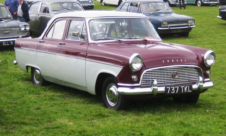 1957 Ford Consul #1