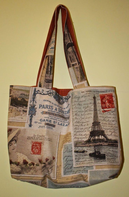 troppe idee e mai abbastanza tempo: Saluti da Parigi bag