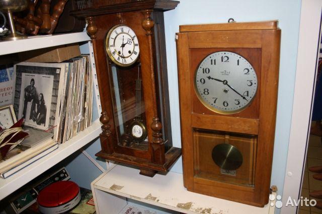 Часы настенные 2 час. з-д купить в Санкт-Петербурге на Avito — Объявления на сайте Avito