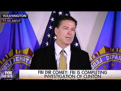 Still Report #1000 - FBI Chief Lets Hillary Avoid Justice