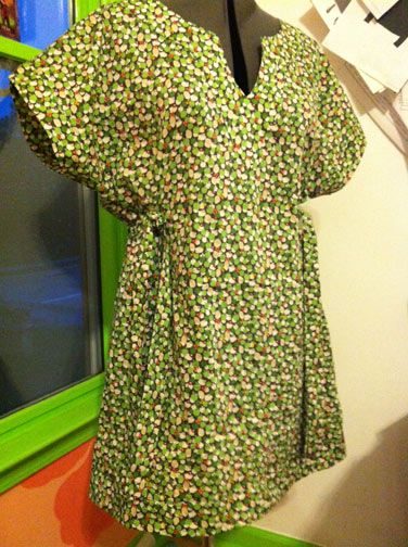 Caftan Sewing Pattern Free Image collections - origami instructions ...