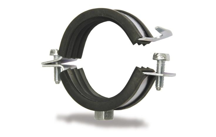 Isofix isofix abrazaderas isof nicas abiertas m8 132 - Abrazaderas para tubos ...