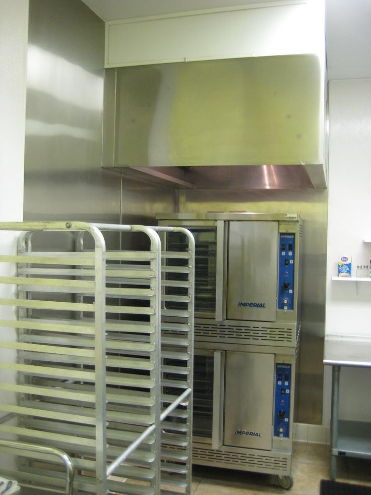 mercial Kitchen Hood Hood Installed