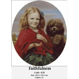Cross Stitch Model - Faithfulness