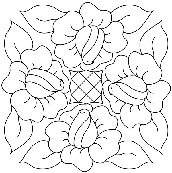 Coloring Pages For Quilt Blocks : 957 best images about coloring pages for kids on pinterest