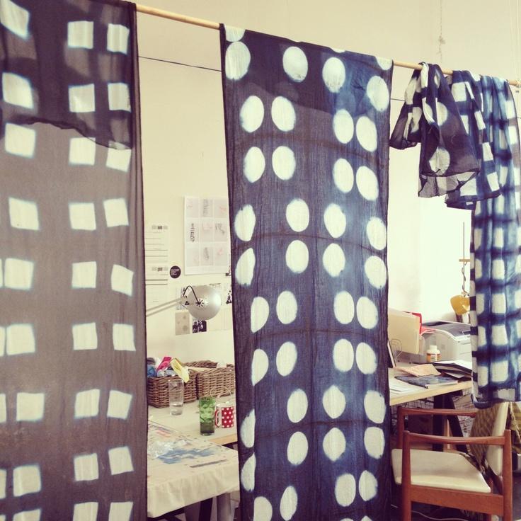 Joanna Fowles textiles www.joannafowles.com