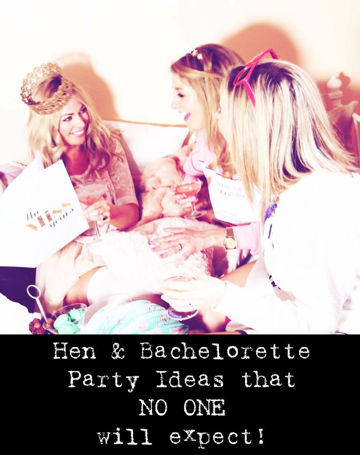 Seriously unique hen party activity ideas for a hens or bachelorette party that no one will expect! #hen #party #hens #ideas #unique #different #inspiration #weekend #activity #bridal #shower #do #night #amazing #fun #awesome #cool #special