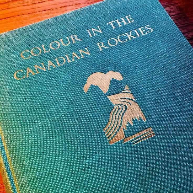 """18 Likes, 2 Comments - Fourth Meridian Auctions (@4th.meridian.auctions) on Instagram: """"Colour in the Canadian Rockies, illustrations by Walter J. Phillips. Auction starts Feb 17th.…"""""""