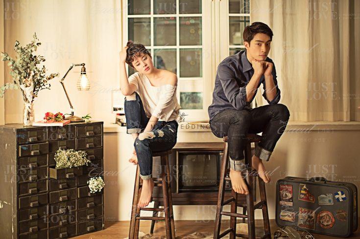 Korea Pre Wedding Gaeul Studio Sample (73)