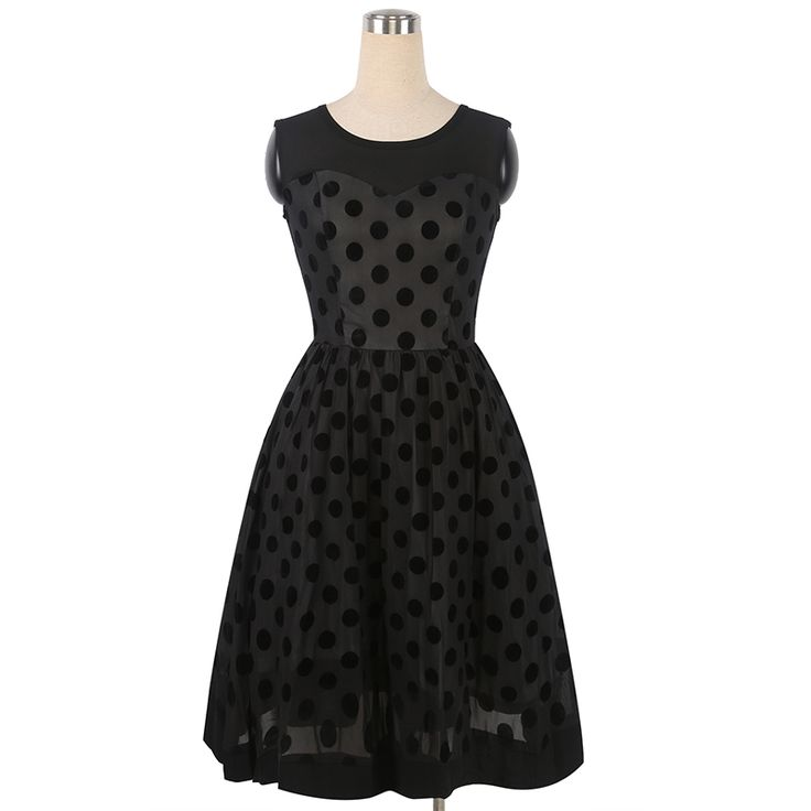 Find More Dresses Information about Womens Elegant A line Dots Club Wear Black Vestidos Casual Women Dresses 2017 Special Occassions Evening Swing Party Dress,High Quality women dress,China casual women dress Suppliers, Cheap party dresses from Younrui Dresses Store on Aliexpress.com