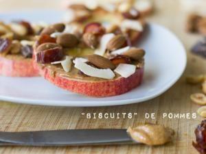 """""""Biscuits"""" de pommes • Hellocoton.fr"""