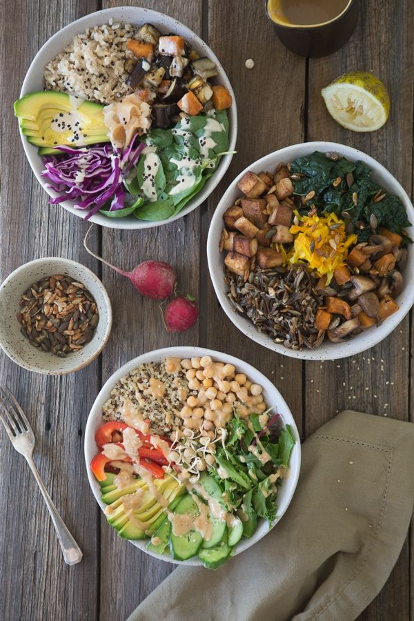 Rainbow Quinoa Satay Bowl Recipe Vegan Lunch Recipes Vegan