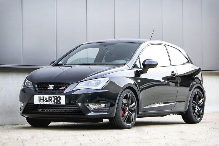 Lowering springs Seat Ibiza Cupra - All About Automotive