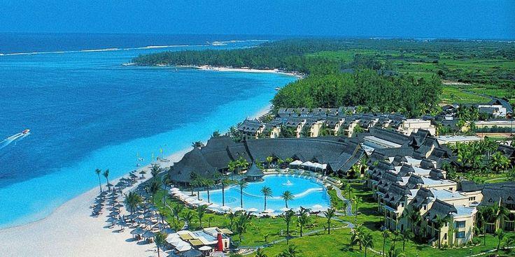LUX* Belle Mare Mauritius #carolynstanley #travel
