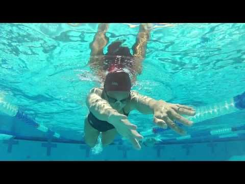 Butterfly Swimming Progression Drills - YouTube