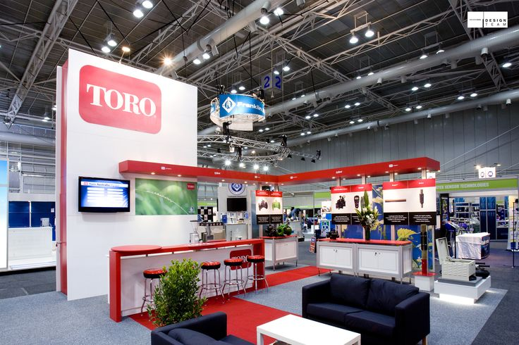 TORO @ IRRIGATION As a major supplier to the irrigation industry TORO focuses its attention on hospitality in order to engage with their existing and potential clients