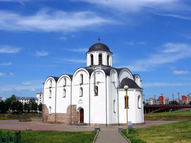 Благовещенская церковь в Витебске.