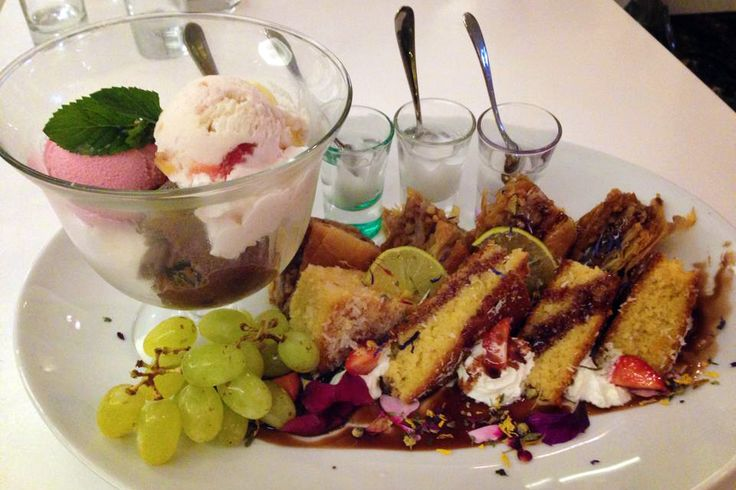 Sweet pleasure! Best ice cream in town.|Rhodes, Greece