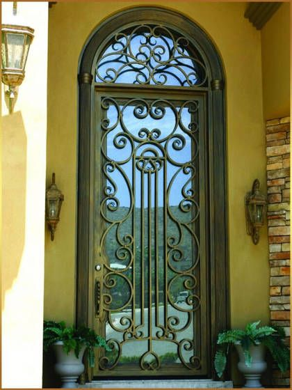 165 Best Images About Mediterranean Doors On Pinterest