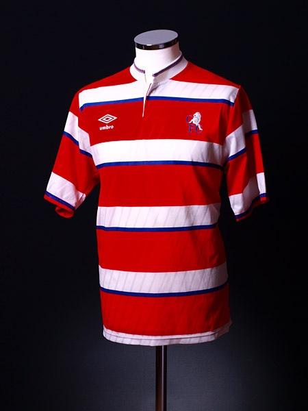 Chelsea 1988-90 Umbro Third Shirt