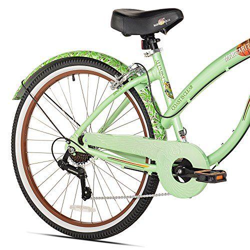 a02bb863cb5 Margaritaville Coast Is Clear Women's Beach Cruiser Bike, 26-Inch ...