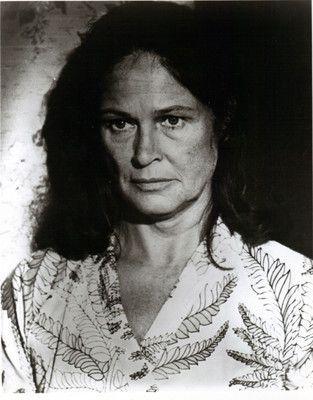 Colleen Dewhurst. Aka Marilla From Anne