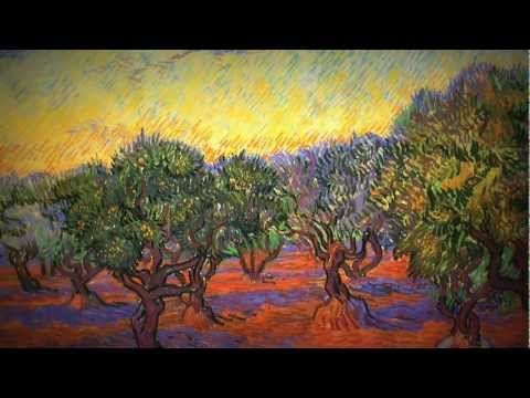 "Paintings of Vincent van Gogh / Eric Satie ""Gymnopedies: No.1 Lent Et Douloureux"" HD - YouTube"