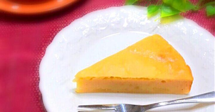シナモン香る、しっとり美味しいケーキです! 片手鍋一つで出来るので、超簡単♪ おやつにも!プレゼントにも!