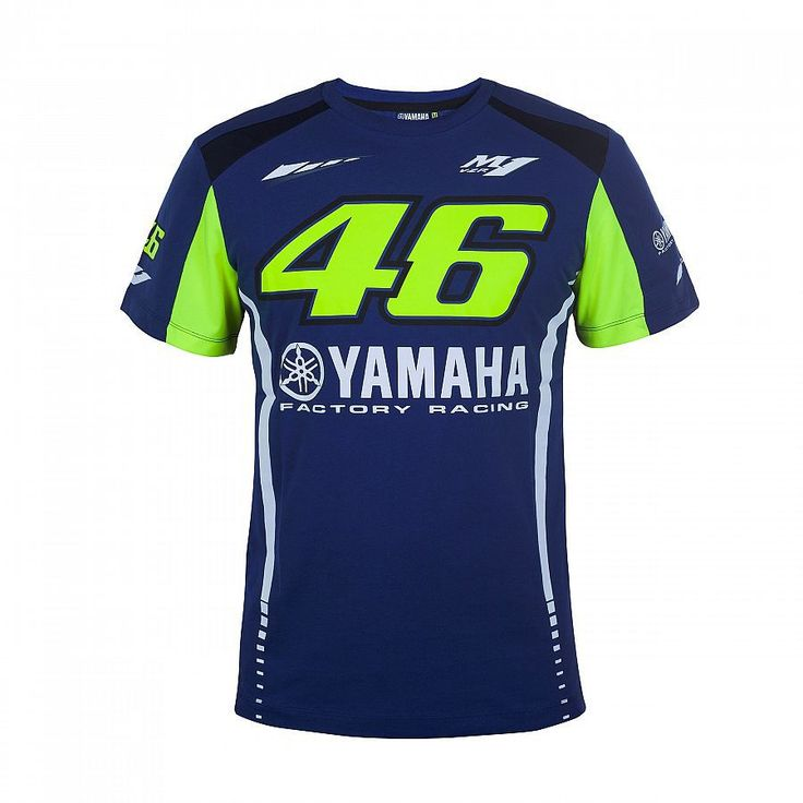 Wholesale prices US $13.76  New Arrival ! 2017 Valentino Rossi VR46 Moto GP T-shirt for Yamaha Racing Blue Men Tee  #Arrival #Valentino #Rossi #Moto #shirt #Yamaha #Racing #Blue  #freeshipping  Check Discount and coupon :  26%