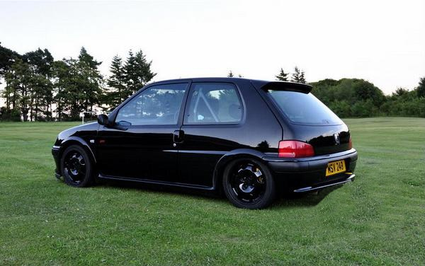 #SouthwestEngines Modified Peugeot 106 GTi 1.6 16v 1998