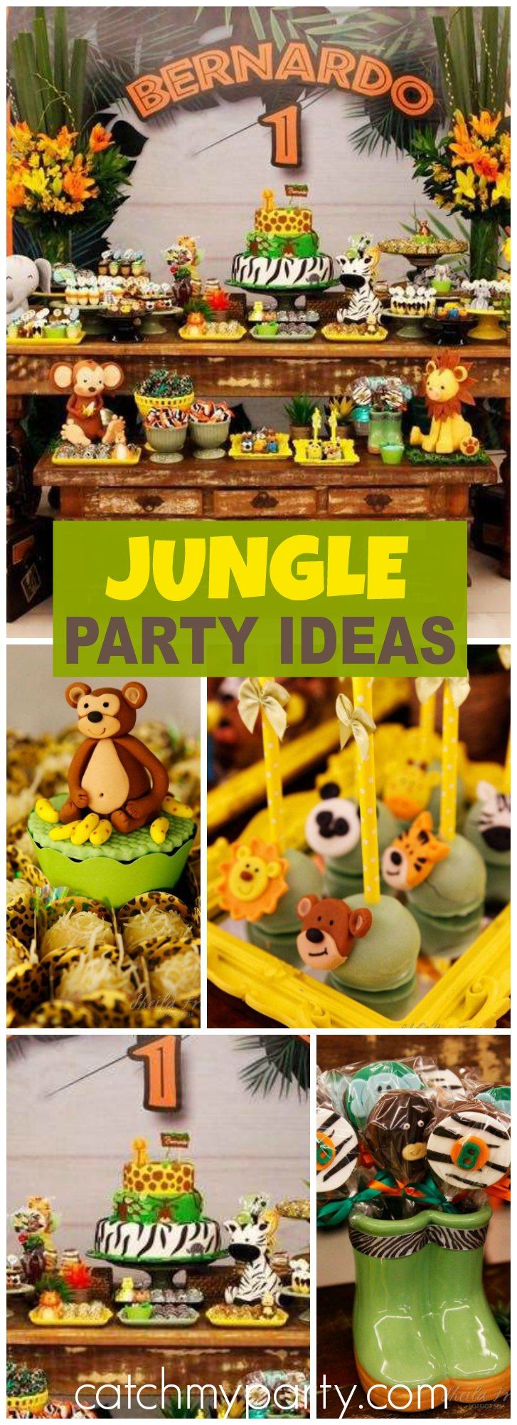 Best 25 Safari theme birthday ideas on Pinterest Jungle theme