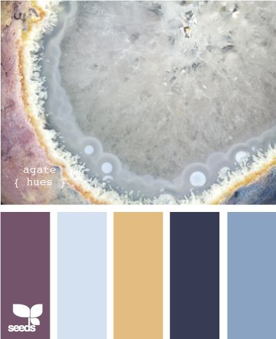 going into more blues?: Color Palettes, Living Rooms, Design Seeds, Color Inspiration, Color Combos, Agates Hue, Master Bedrooms, Bedrooms Color Schemes, Colour Palettes