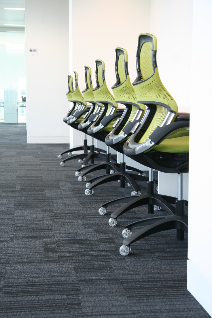 Knoll life chair geek - Lime Green Knoll Generation Chairs Seating